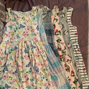 Dresses/slightly used will sell all for $25